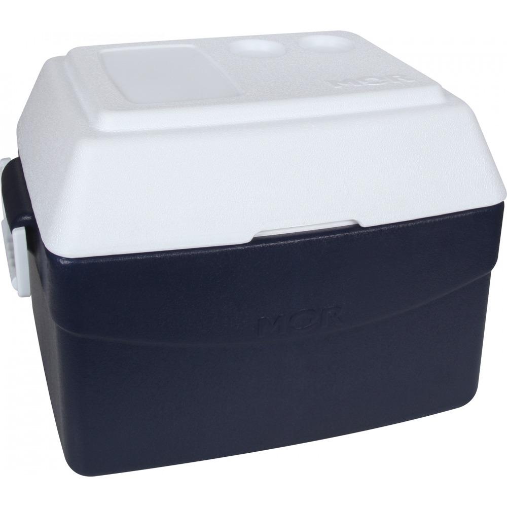 Caixa Térmica Glacial 55 Litros Azul - Mor