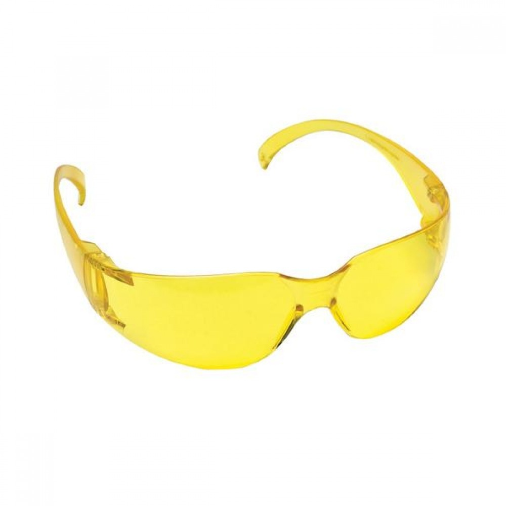 ed5c4afd5 Super Vision Amarelo - Carbografite Óculos de Segurança Mod. Super Vision  Amarelo - Carbografite
