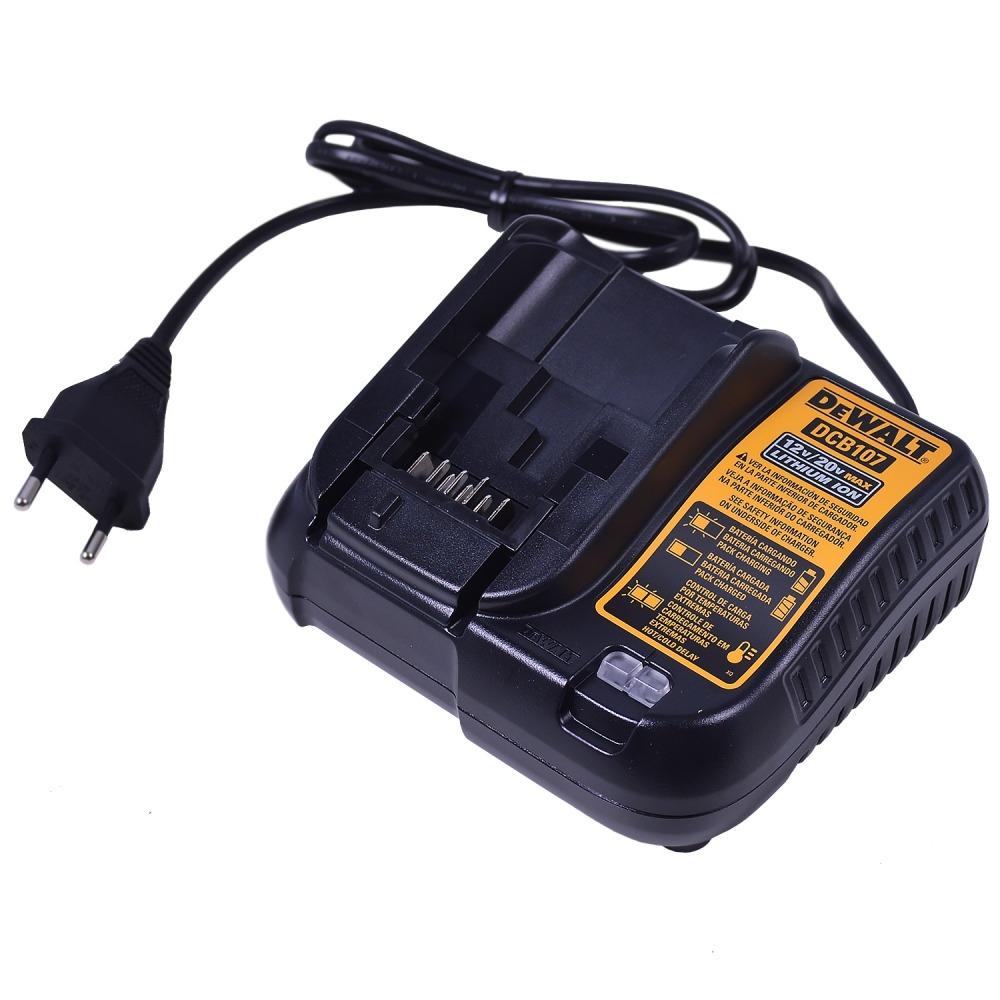 Furadeira   Parafusadeira à Bateria 12v DCD700LC1-BR - Bivolt - Dewalt 71e7830c2e