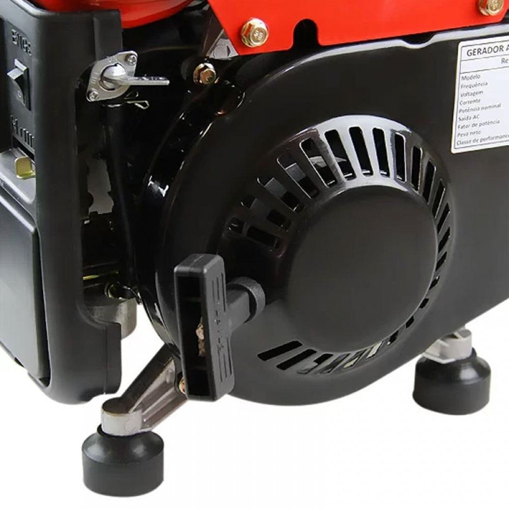 3fd9b86a2bb MG-950 - Motomil Gerador a Gasolina 950 Watts - 2 Tempos Monofasico Mod.  MG-950 - Motomil