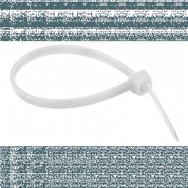 Abraçadeira Nylon Branca 100x2.5mm
