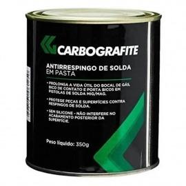 Antirrespingo De Solda Em Pasta - 350grs - Carbografite