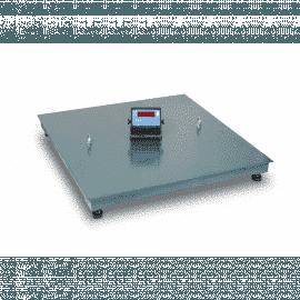 Balanca Eletrônica Plataforma 1000kg MIC-1000 - 120 x 120cm - Micheletti