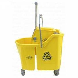 Balde Espremedor 33 Litros Duplo Cleaner - Sales