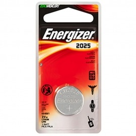 Bateria Lithium 2025 3V 13802 - Energizer