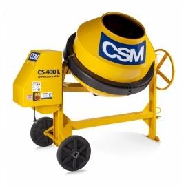 Betoneira 400L Com Motor Monofásico CS - Csm
