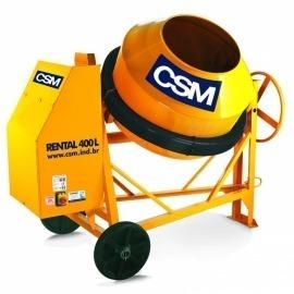Betoneira 400L Sem Motor Rental - Csm