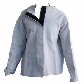 Blusão Raspa de Couro para Soldador - CA 31338