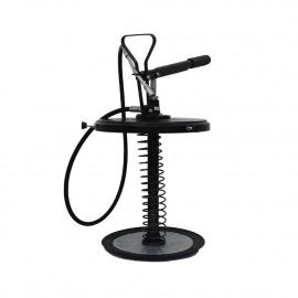 Bomba manual para graxa - com tampa - balde 20kg - 8520 - Bozza