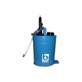 Bomba manual para óleo - 22lt - 8032 - Bozza