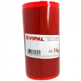 Borracha Vulk 1,60m x 1,0mm. (1kg) - Vipal