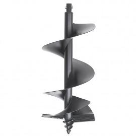 Broca para perfurador de solo 25cm x 80 cm BPS52 / BPS52D / TR1551 - Branco