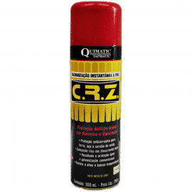 C. R. Z. – Galvanização Instantânea a Frio - Quimatic - Tapmatic