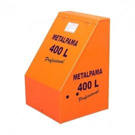 Caixa Para Motor Elétrico Betoneira 400 Litros - Metalpama