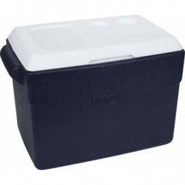 Caixa Térmica Glacial 26 Litros Azul - Mor