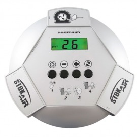 Calibrador de Pneu Elétrico M2000 - Stokair