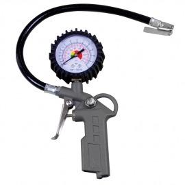 Calibrador de Pneus com Manômetro - 170 PSI - BREMEN