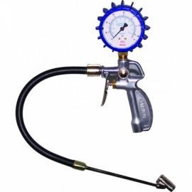 Calibrador de Pneus Com Manometro MS-13-C - Steula