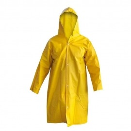 Capa Chuva PVC Forrada Amarelo - G - Nikol