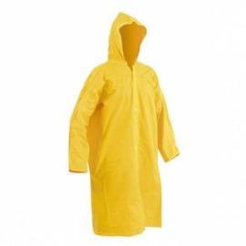 Capa de chuva - PVC - forrada - tamanho G - KP500