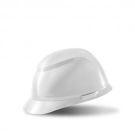 Capacete Aba Frontal Branco Ca 34414 - Camper
