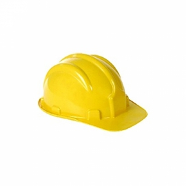 Capacete de segurança - aba frontal - 800 - CA 31469 - amarelo - Worker