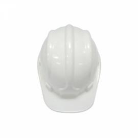 Capacete de segurança - aba frontal - 800 - CA 31469 - branco - Worker