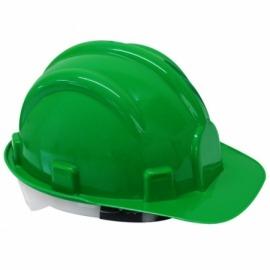 Capacete de segurança - aba frontal - 800 - CA 31469 - verde - Worker