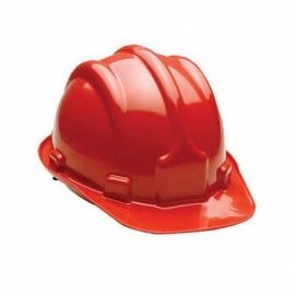 Capacete de segurança - aba frontal - 800 - CA 31469 - vermelho - Worker