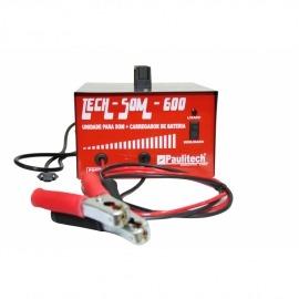 Carregador de Bateira Para Som - Tech Som 600 - Paulitech