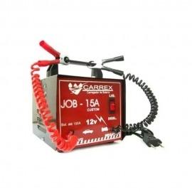 Carregador de Bateria 15A Job - Carrex