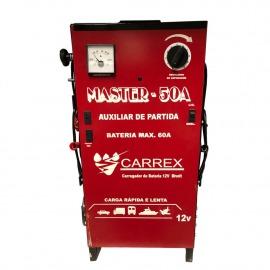 Carregador de Bateria 50A Master Cr 12v - Carrex