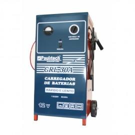 Carregador de Bateria CRL-30A - Paulitech