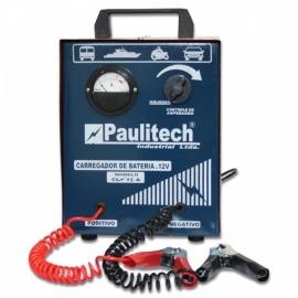 Carregador de bateria - lento - CL 15A Bivolt - Paulitech