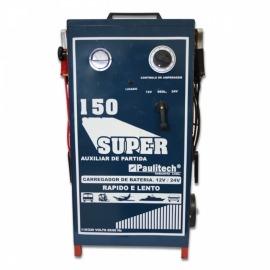 Carregador de Bateria Lento/Rápido - CRL-150 Super - Paulitech