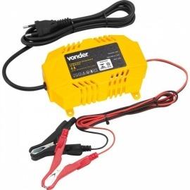 Carregador Inteligente de Bateria 4 A - CIB 070 - Vonder