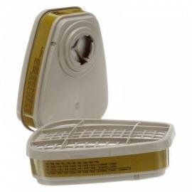 Cartucho Multigases Respirador - 6006  - 3M