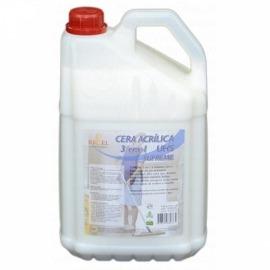 Cera Acrílica 3 em 1 Supreme 5 litros Riccel  - Sales