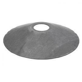 Chapéu do Tambor Betoneira 400 Litros - Metalpama