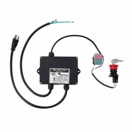 Chave de Segurança para Motor de 2CV - Betoneira 400 Litros - Metalpama