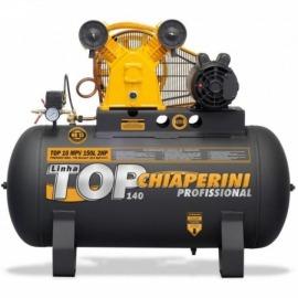Compressor Ar 10/150l Top Com Motor - Chiaperini