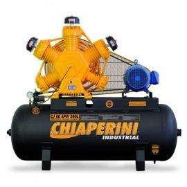 Compressor ar 60 APW/360l - com motor - Chiaperini