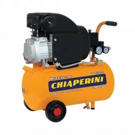 Compressor de Ar 7,6 - 21 Litros - 2hp - Monofásico - Sem kit - Chiaperini