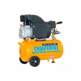 Compressor de ar 7,6 / 24l - 2hp - Chiaperini