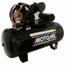 Compressor de Ar - CMAV- 20/250 - Com Motor Trifásico - Motomil