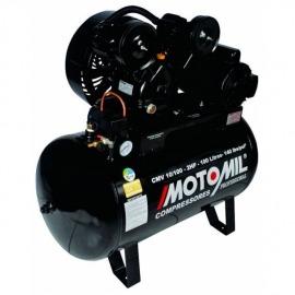 Compressor de Ar - CMV- 10/150 - Com Motor Trifásico - Motomil