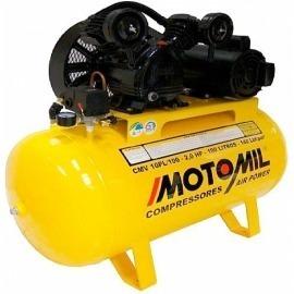 Compressor de Ar - CMV-10PL150 - Com Motor Monofásico - Motomil