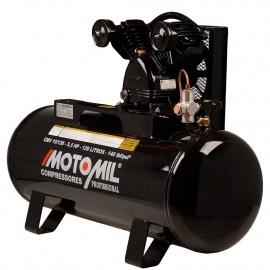 Compressor de Ar CMV 15/130C - para motor à gasolina - Sem Motor - Motomil