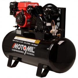 Compressor de Ar CMV 15/130G à Gasolina - Motomil