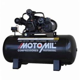 Compressor de Ar - CMW- 15/175 - Sem Motor - Motomil